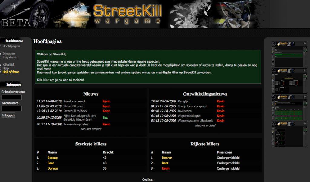 streetkill